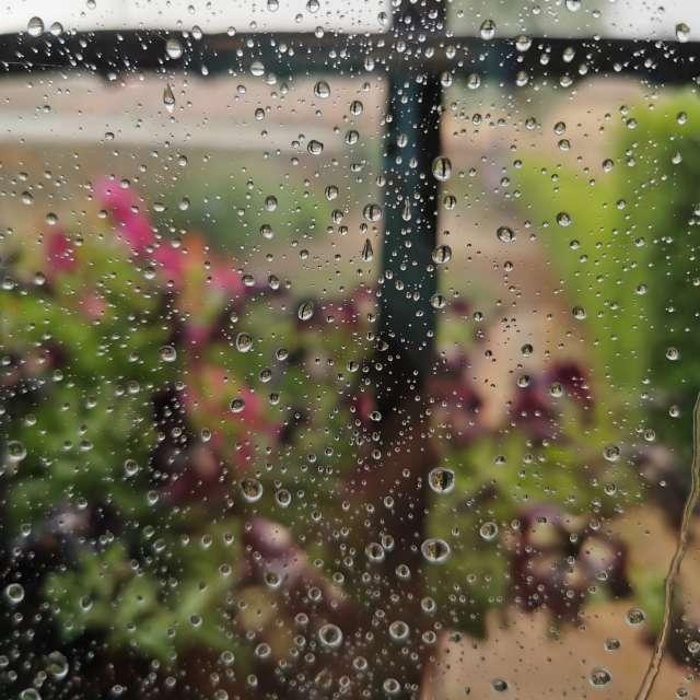It's raining. Llueve