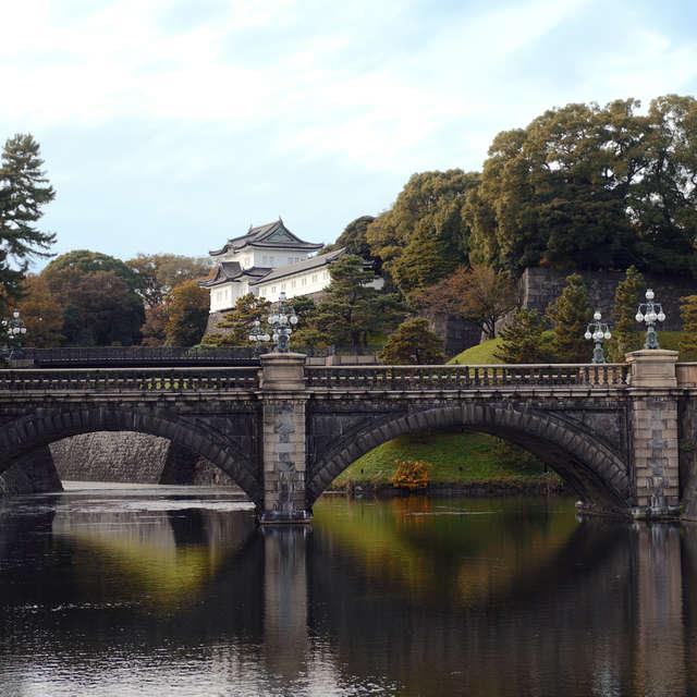 Tokyo Imperial Castle