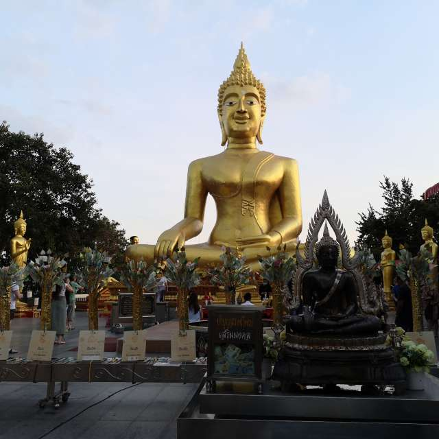 BuddhaTemple_Pattaya Thailand