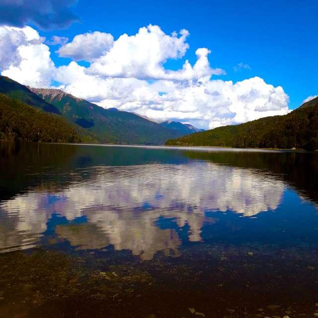 Lago Currhue