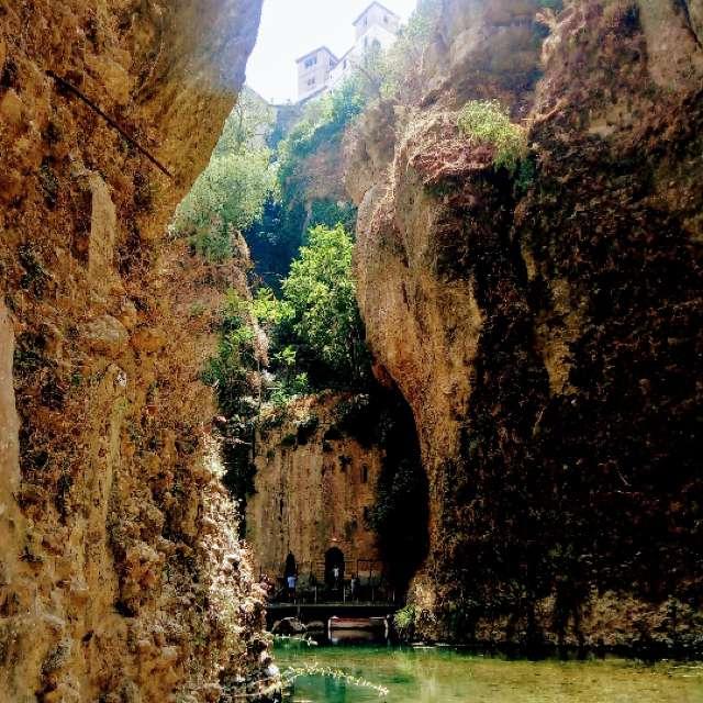 Río Guadalevín... Embrujo puro