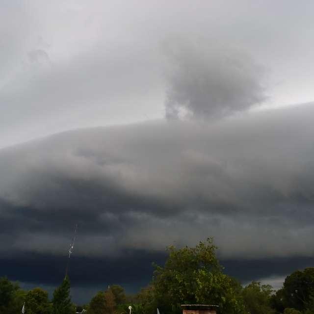Very big storm