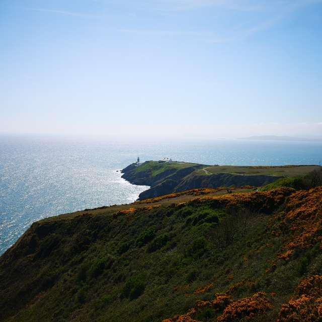 Howth Cliff Walk, Ireland