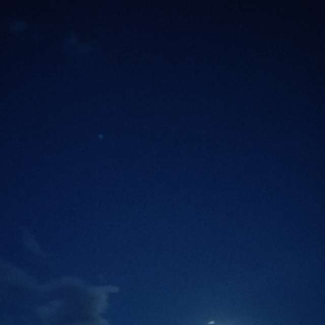 Anochece en Santa Marta Tormes
