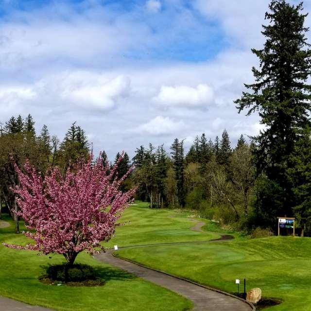 Camas Meadows Golf Course