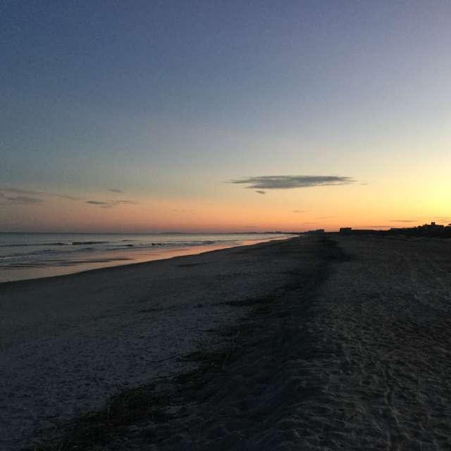 Sunset Longshot