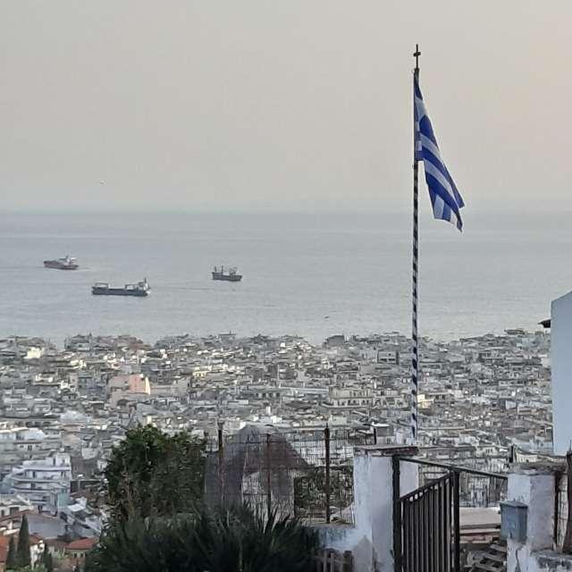 Άνω Πόλη Θεσσαλονίκη