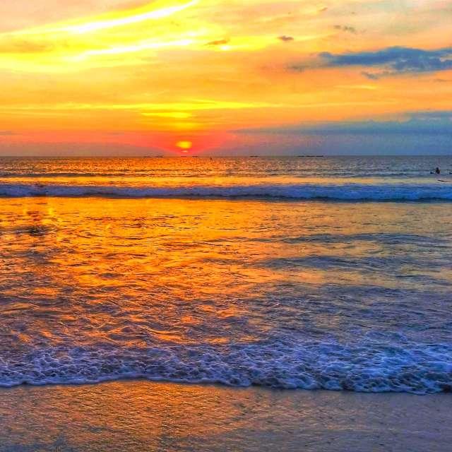 Kuta Beach - Bali _ Indonesia