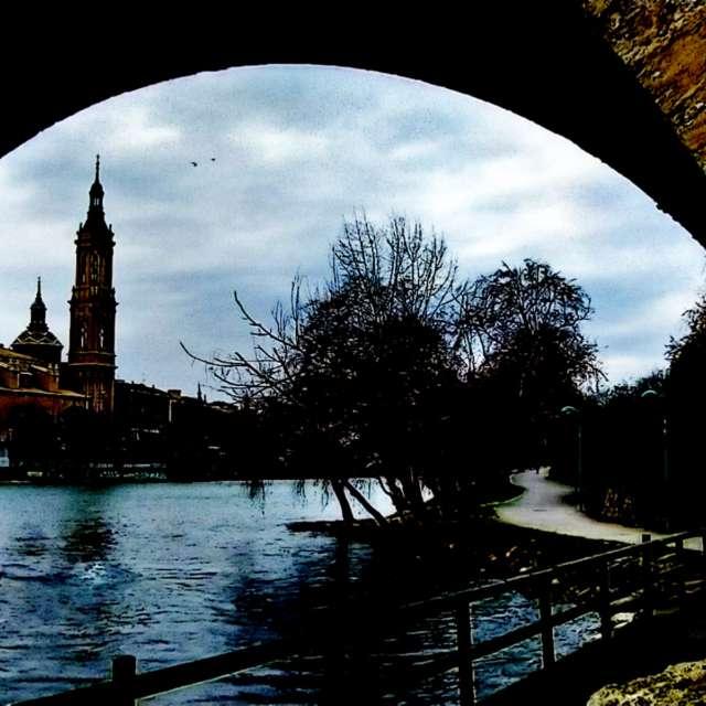 Rivera del Ebro Zaragoza