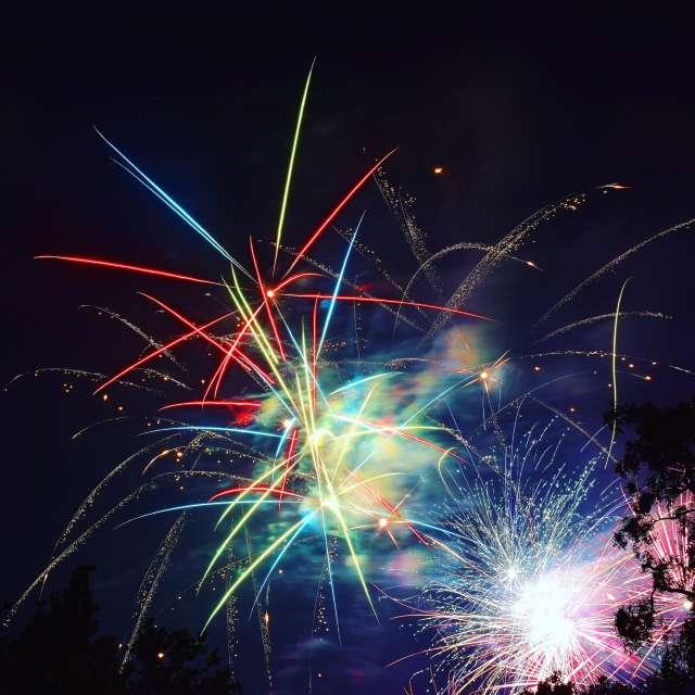 2020 Fireworks Melbourne 🇦🇺