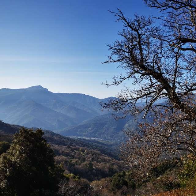 In mountain in Scolca
