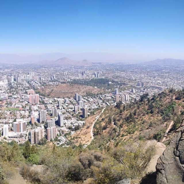 San Cristobal-Santiago deChile