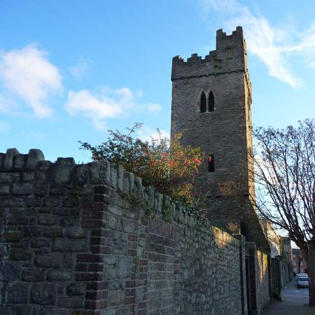 Torre de monasterio