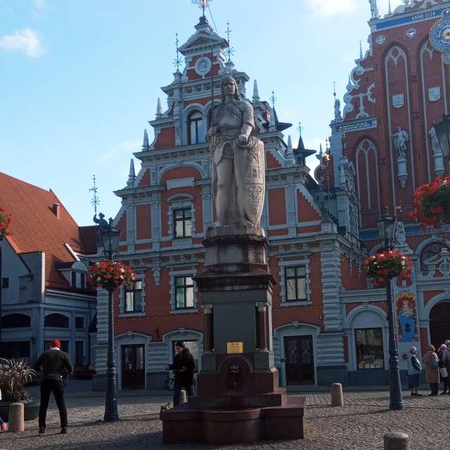 Riga centr vecriga