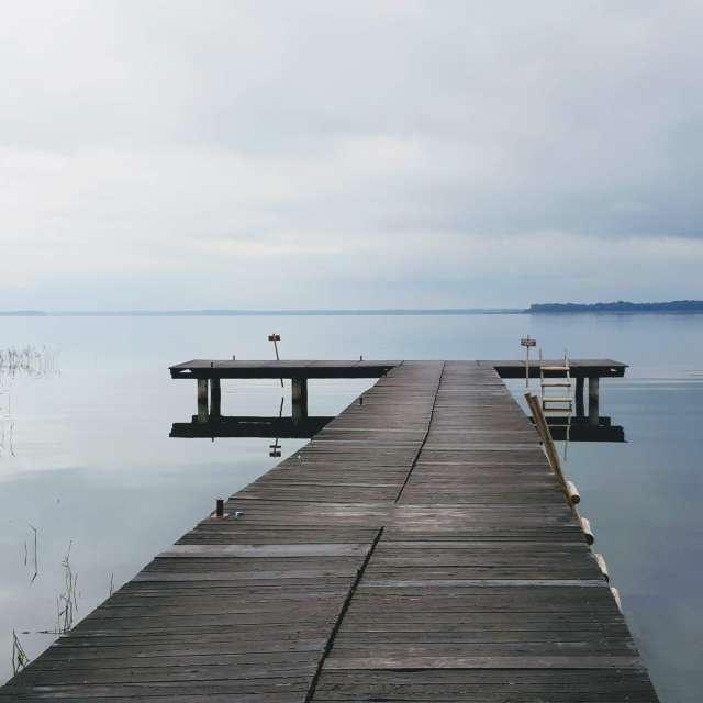 Masurian lake