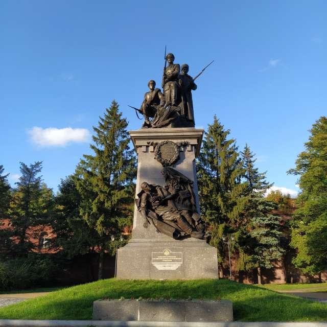 Памятник героям первой мировой