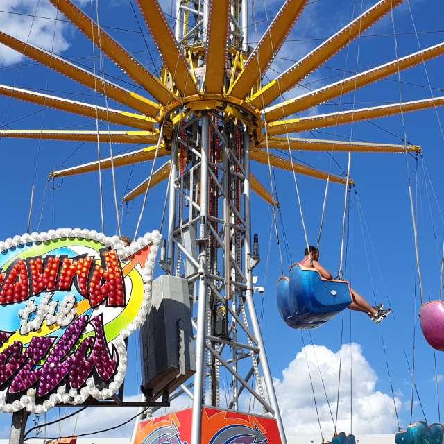 Summer fair.
