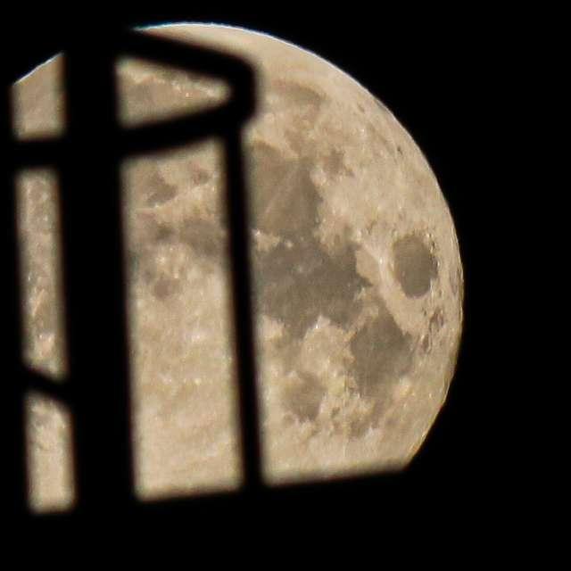 Mond im Erdschatten