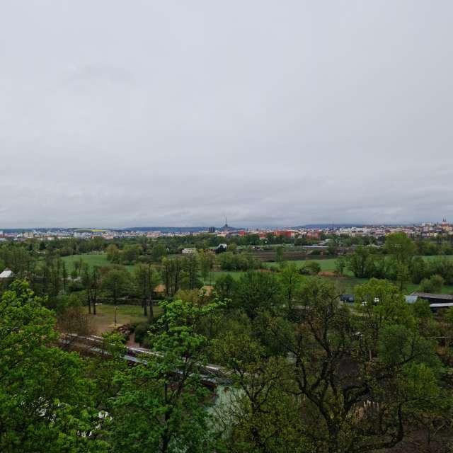 Zataženo s deštěm, Plzeň