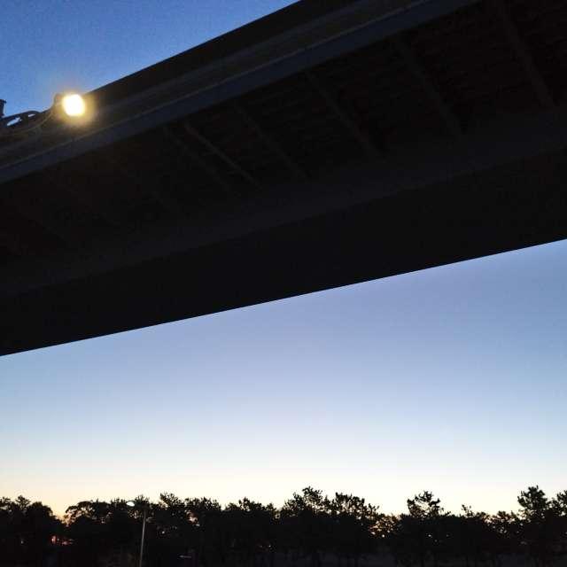 若州の夜明け