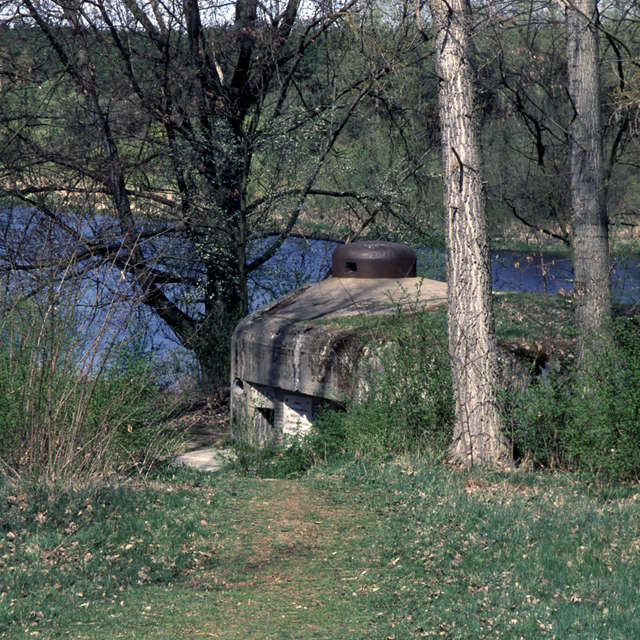 bunker on the Narew River