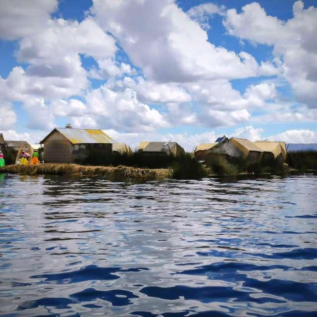 Uros - Titicacasea in Peru