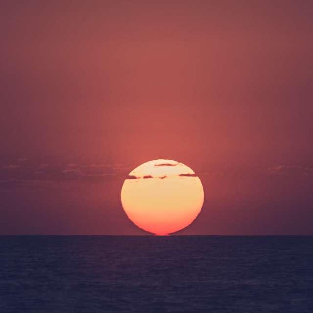 Sunset mazunte