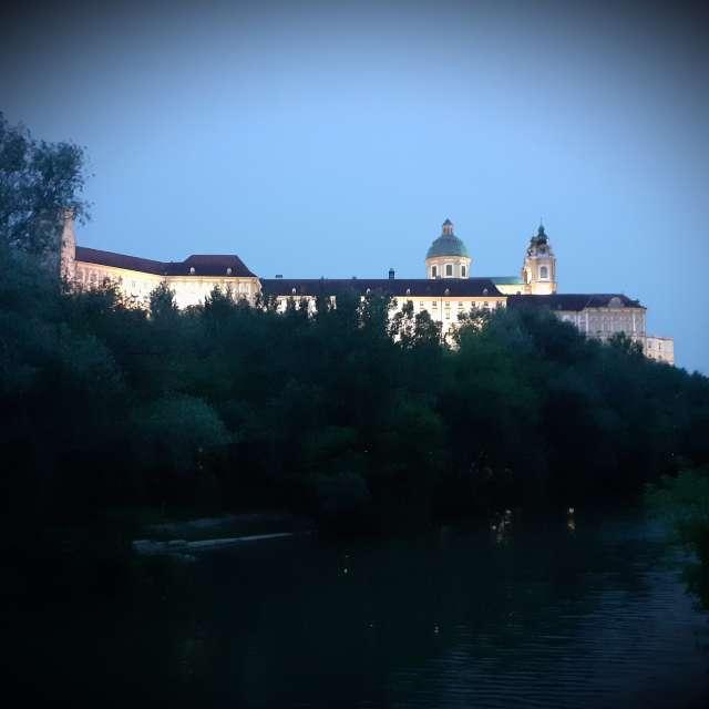Monastery Melk Abbey, Austria