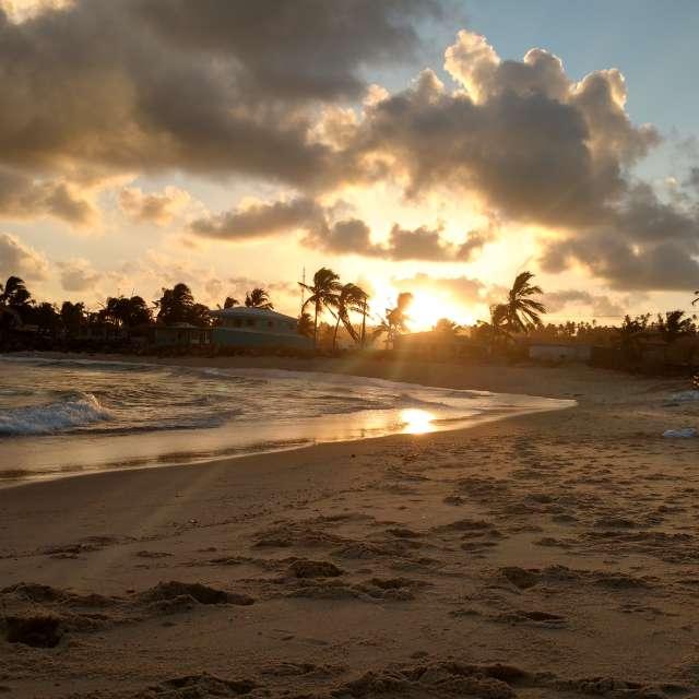 Praia de Barra de Cunhaú
