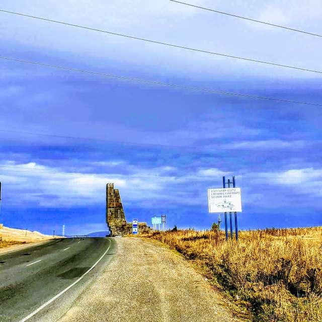 Silk road in Armenia