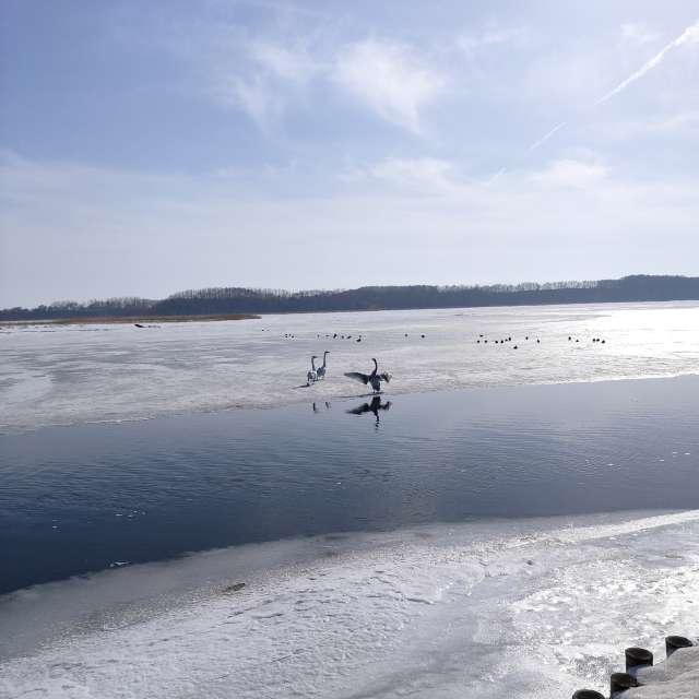 Lake Tohfutsu, Hokkaido