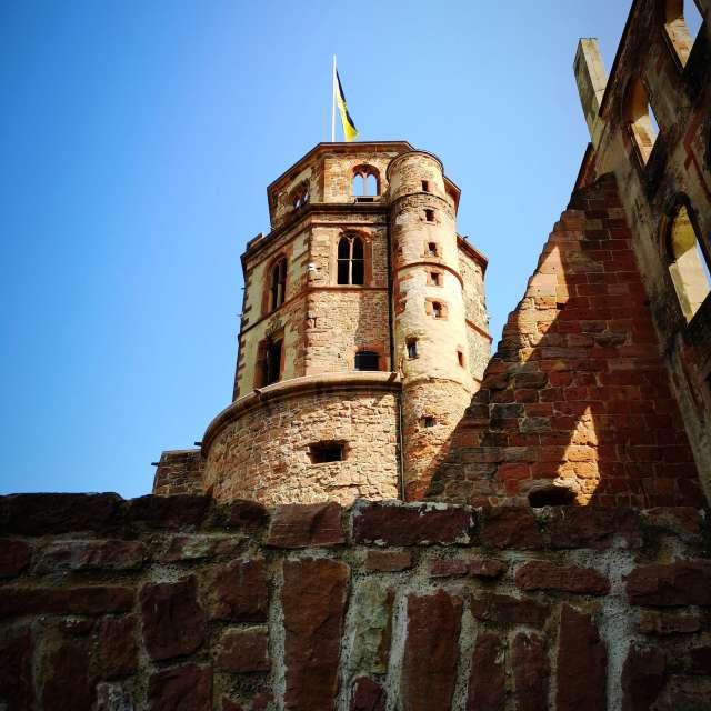 Castle in Heidelberg - Germany