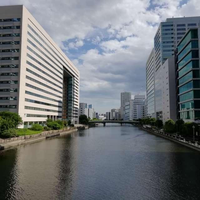 Shinagawa bridge