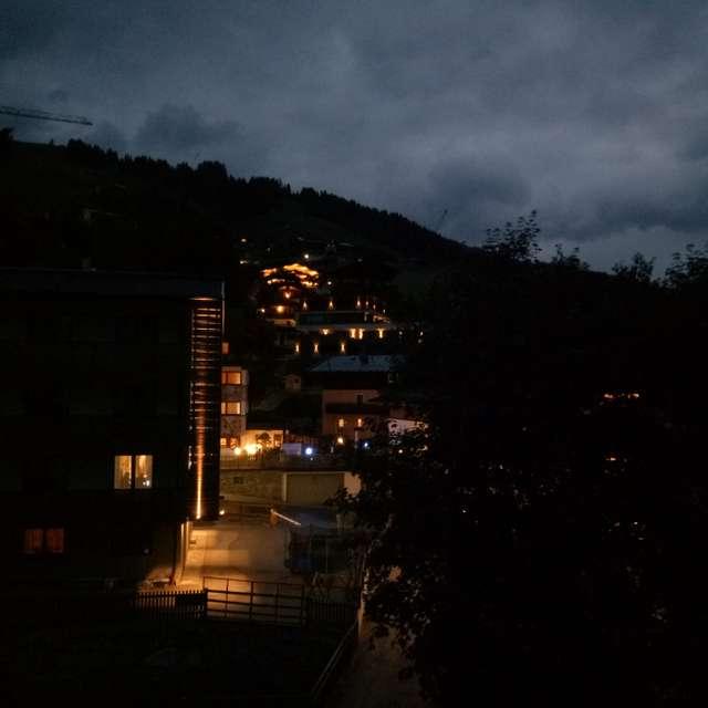 Saalbach Nacht
