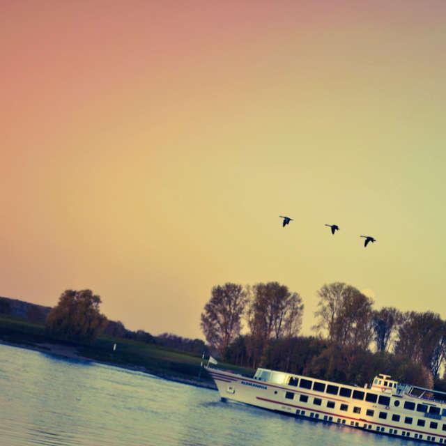 Hitdorf am Rhein