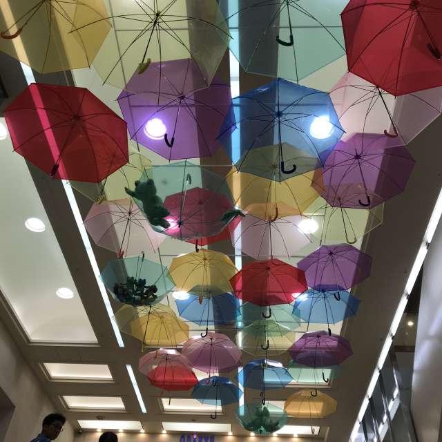 新宿にもあった!傘
