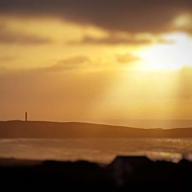 Valdoviño's Sunset