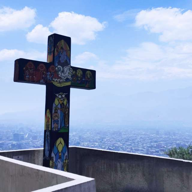 Sanctuary_San Cristóbal Hill