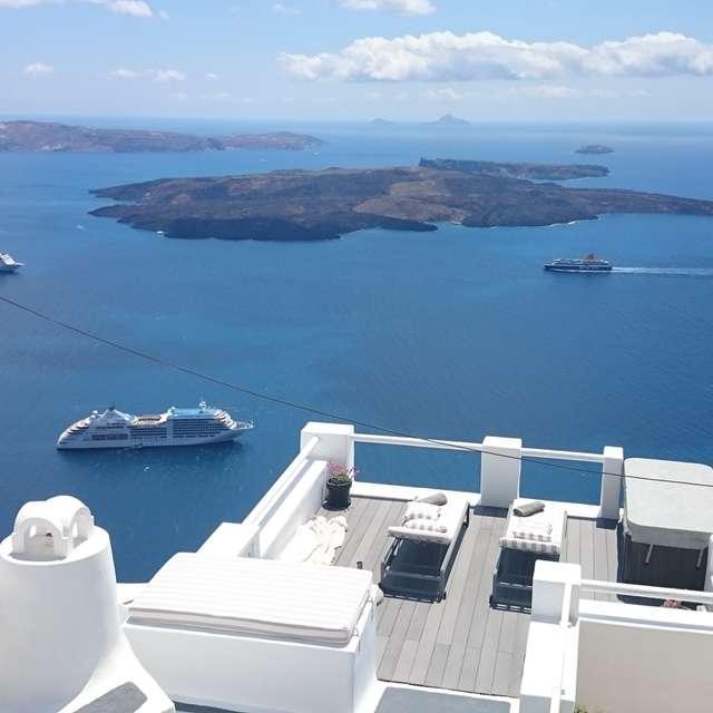 Chillax Santorini