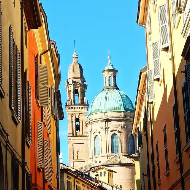 Reggio Emilia autunno solare