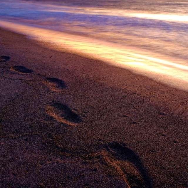 遠い記憶、消え行く思い出。いつか又歩こう。