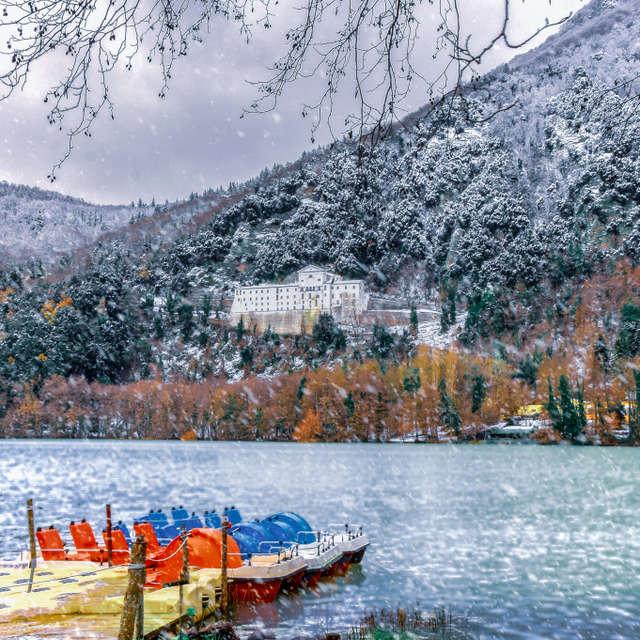 Monticchio's Lake