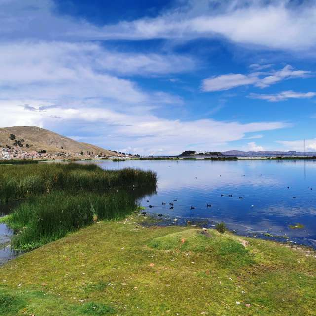Puno_Titicacasea in Peru