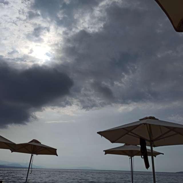 Piove sul Mare Jonio