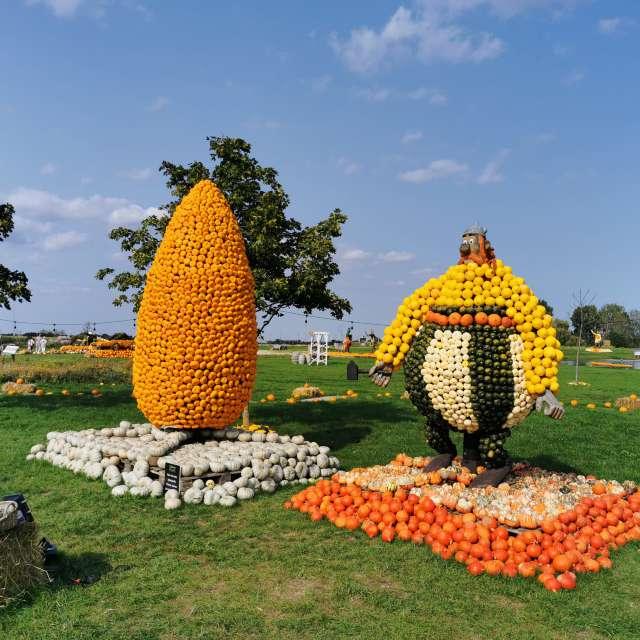 Obelix Hinkelstein  Melonen