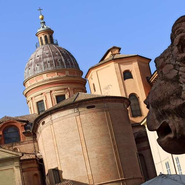 Reggio Emilia sole