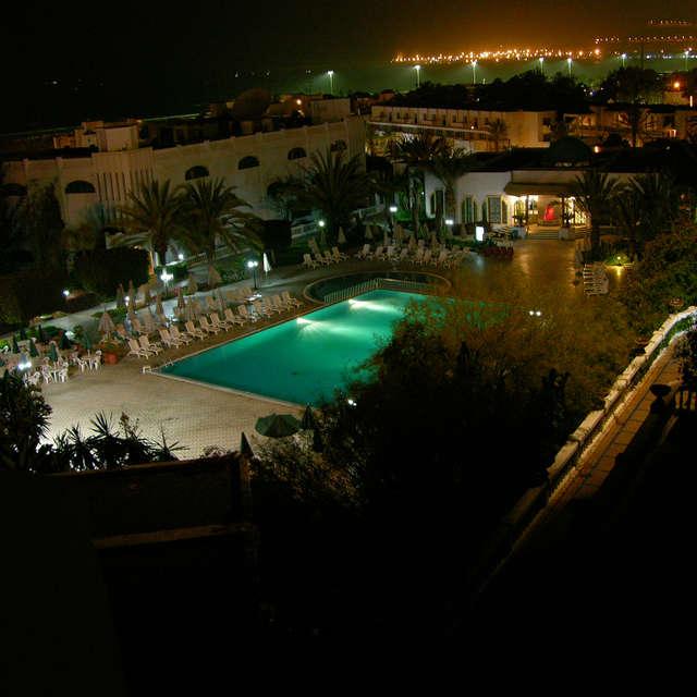 Agadir in Morocco