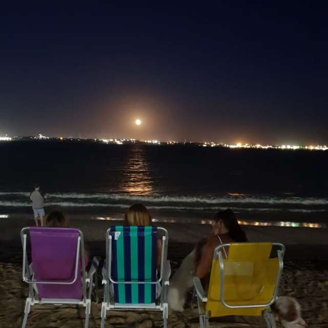 Vitória Beach, ES, Brazil