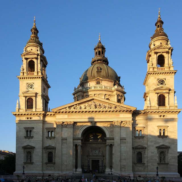 Basilica of St. Stefan Hungary