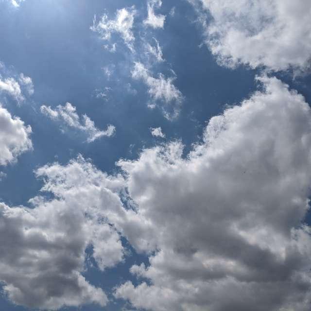 4月24日の空